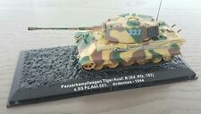 MILITARY MODEL 1:72 Tiger Ausf. B s.SS.Pz.Abt.501  Ardennes 1944