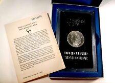1888-CC Morgan Silver Dollar - GSA Carson City Mint w/Box and COA