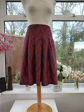 Fat Face Knee Length Cotton Flippy, Full Skirts for Women