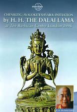 The Dalai Lama: Chenrizig (Avalokiteshvara) Initiation at the Barbican Centre...