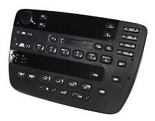 2000 - 2004 Ford Taurus Mercury Sable AM FM CS Radio w Digital Climate Control