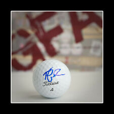 Tom Lehman *PGA Champion* Signed Autograph Titleist Golf Ball T4 COA GFA