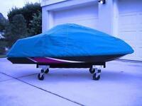 Yamaha Sunbrella PWC Jet ski cover Wave Runner FX 140 2002-2005 02 03 04 05