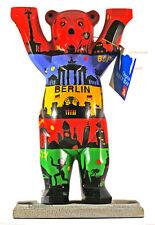 Buddy Bear Ours Berlin Horizonte Neuf / Emballage D'Origine 22cm Motifs Souvenir