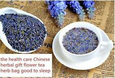 50g Lavender Dried Flower Tea Floral Organic Chinese Herbal Tea Good for Sleep