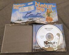 CD Naturklänge Vol.2 Meditation relax Yoga Pilates Schlafmusik Rossmann