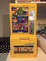 Dragon Ball Carddass Original Vending Machine Bandai JAPAN 1988 Hors Serie