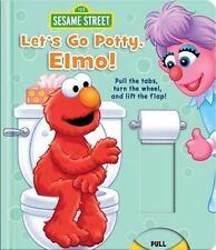 Sesame Street: Let's Go Potty, Elmo! 1 2 3 Sesame Street