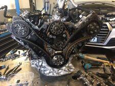 Porsche 3,0 D Motor MCR.CB Steuerkettensatz Steuerkette Wechsel Kettenwechsel