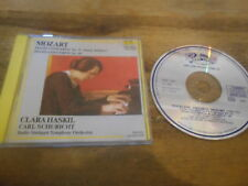 CD Klassik Haskil/Schuricht - Mozart : Piano Concerto 9 /19 (6 Song) PRELUDIO jc