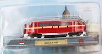Train NOHAB M61 Danube Express diecast