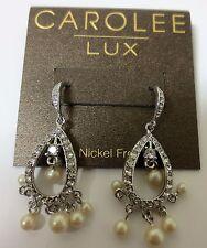 Chandelier Earrings New Carolee Lux Gypsy