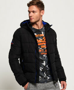 Superdry Mens Sports Puffer Jacket