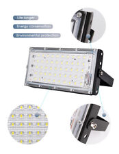 FOCO 50W Luz de Inundación 220V Impermeable LED Exterior  Reflector ENVIO 48 H
