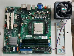AMD ATHLON 64X2 5000B + MCP61PM-HM + 8Go DDR2 PC2-6300 + ATI Cougar + Alim 300w
