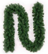 Perfect Holiday 9ft x 10in Colorado Pine Artificial Christmas Garland - Green