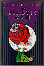 DC Plastic Man Archives Edition Vol 3 FS Hardcover * GA HC Woozy Winks Jack Cole