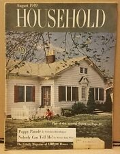 August 1949 - Vintage Household Magazine
