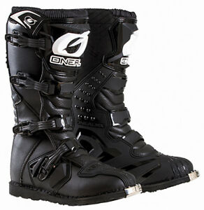O'Neal 0325-104 2018 Youth Riders Boot 4 Black
