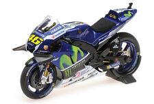 1:18 Minichamps Yamaha YZR-M1 #46 2016 Catalunya GP MotoGP V. Rossi 182163246