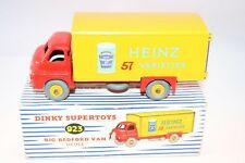 "Dinky Toys 923 Bedford Van ""Heinz"" Very very near mint in box a superb model"