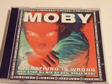 Moby – Everything Is Wrong (DJ Mix Album) (2CD)