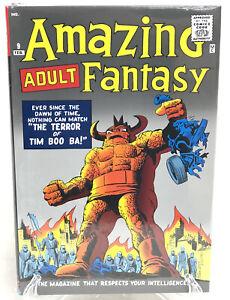 Amazing Fantasy Omnibus Stan Lee Steve Ditko Marvel Comics HC New Sealed $75