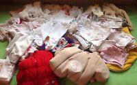 Baby Kleiderpaket Mädchen 50/56/62/68Erstausstattung ❤️🌺❤️🌺
