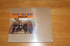 PIP BLOM    SINGLES     VERY RARE 15 TRACK PROMOTIONAL CDR ALBUM /SEALED