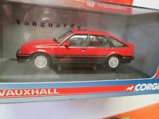 Vauxhall Cavalier MK II wie Opel Ascona C SRi rot 1:43 von Corgi