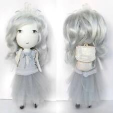 Russian Art Doll Takiyaje Snowflake Princess Little Girl OOAK Blythe