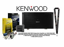Kenwood XR600-6DSP OEM Integration Amplifier w/ Amp Replacement Interface & Ford