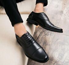 Zapatos de Hombre Calzado de Cuero de Vestir Formal Elegante Marrón Cafe Negro
