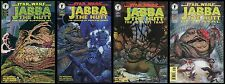 Star Wars Jabba the Hutt Gaar Suppoon Princess Nampi Dynasty Trap Betrayal Comic