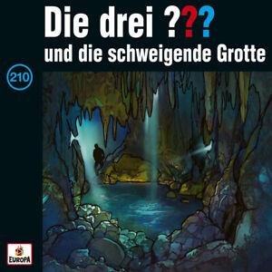 Die drei ??? Fragezeichen - Folge 210 und die schweigende Grotte (CD)ab 11.06.21