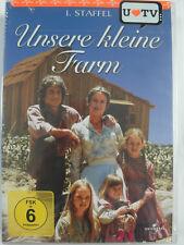 Unsere kleine Farm - Staffel 1 inklsuive Pilotfilm - Western TV Serie - Siedler