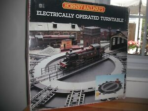 R070  Hornby  Electric  Turntable