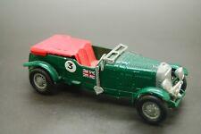 VINTAGE MODELS OF YESTERYEAR 1929 BENTLEY Y5