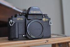 Canon F1N 35mm  SLR Camera (LA 1984 Olympic Edition) + FD 28mm F2.8 lens
