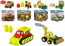 Fisher Price Bob the Builder Ages 3+ Toy Tread Hazard Scoop Muck Car Truck Play