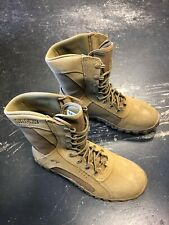 Rocky S2V 104 Special Ops Boots Vented Cordura 10 1/2 W Desert Tan Navy SEAL