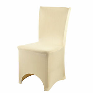 Dining Chair Covers Stretchable Slipcover Removable Seat Cover Wedding Decor