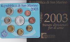 BU Saint Marin 2003.