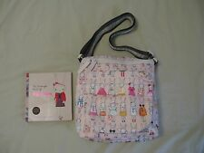 LeSportsac 'Fifi Lapin' Dress-Up Print Essential Crossbody Bag - Rare & HTF