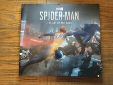 More details for spiderman the art of the game artbook ps4.etc.  free p&p used