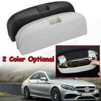 Front Roof Sunglasses Storage Holder Box For Mercedes Benz W205 W203 W204 NEW