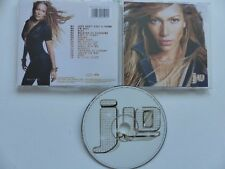JENNIFER LOPEZ Jlo CD ALBUM