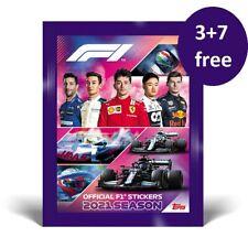 TOPPS F1 FORMULA 1  2021 STICKERS 1-232  3+7 FREE !!! AU CHOIX