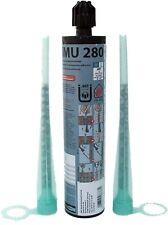 Montagemörtel Injektionsmörtel MKT VMU Plus 280 Verbundmörtel + 2 Statikmischer