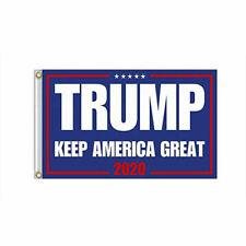 2020 Donald Trump President Reelection Flag Keep America Great MAGA 3'x5'